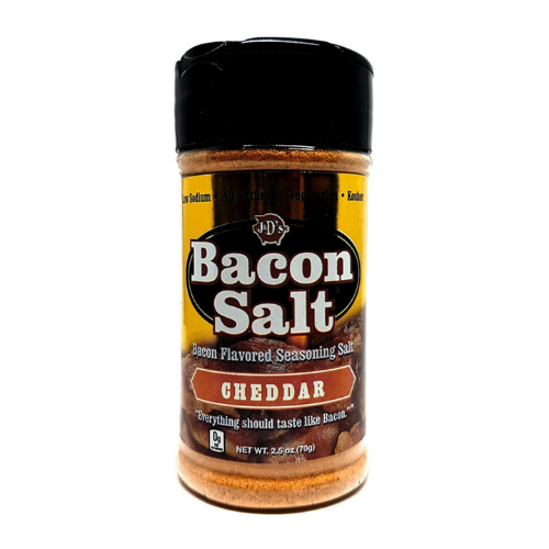 J&D's Cheddar Bacon Salt