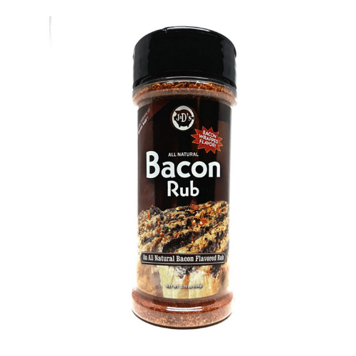 J&D's Bacon Rub