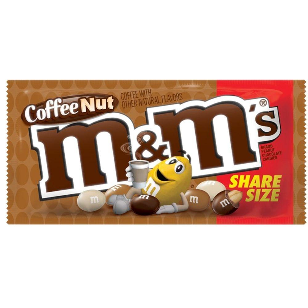 M&M's Coffee Nut Share Size 92g