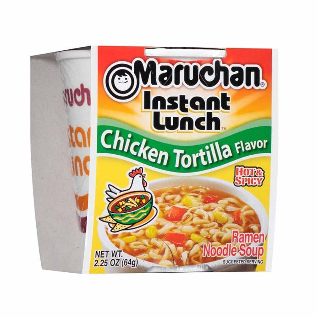 Maruchan Chicken Tortilla