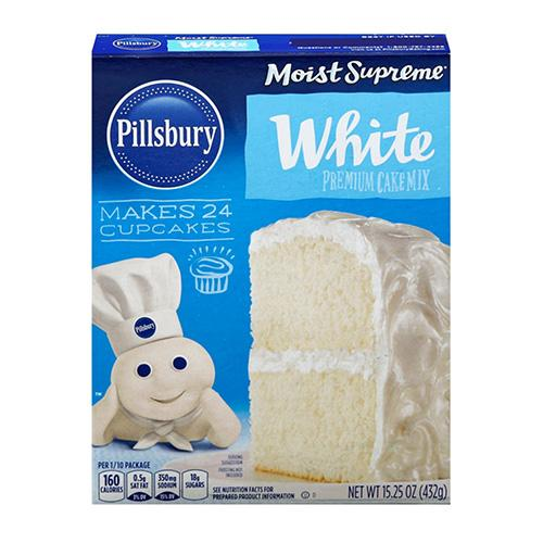 Pillsbury Moist Supreme White