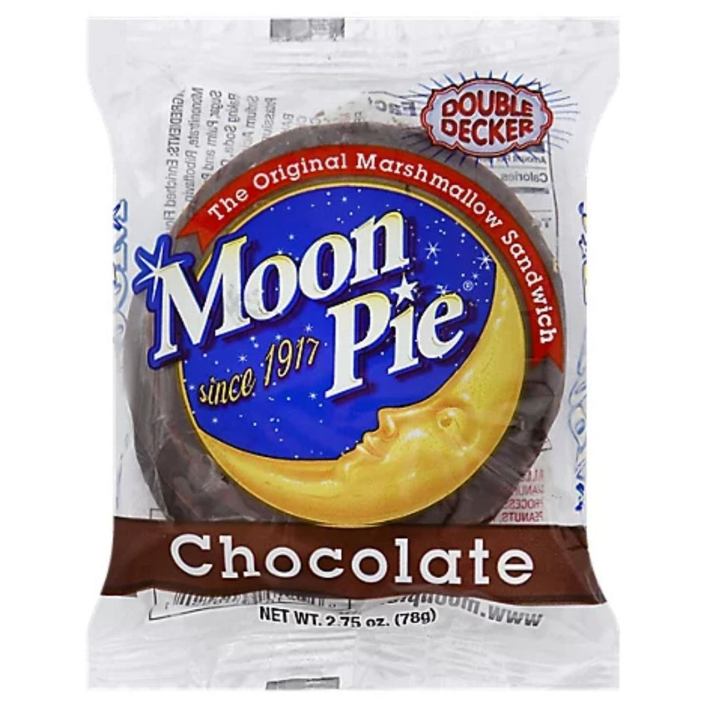 Moon Pie Chocolate, biscotti al cioccolato da 78g