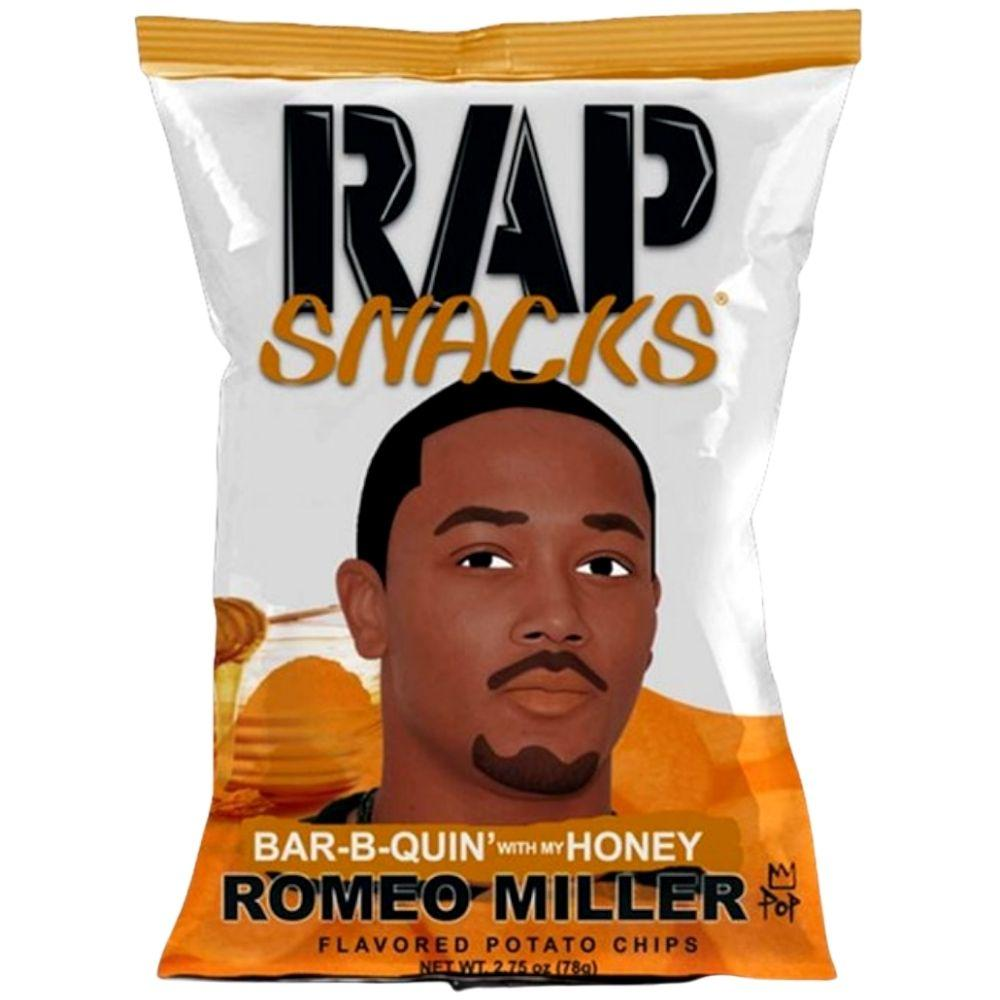 Rap Snack Wavy Bar-B-Quin' with Honey Romeo Miller (4780553535585)