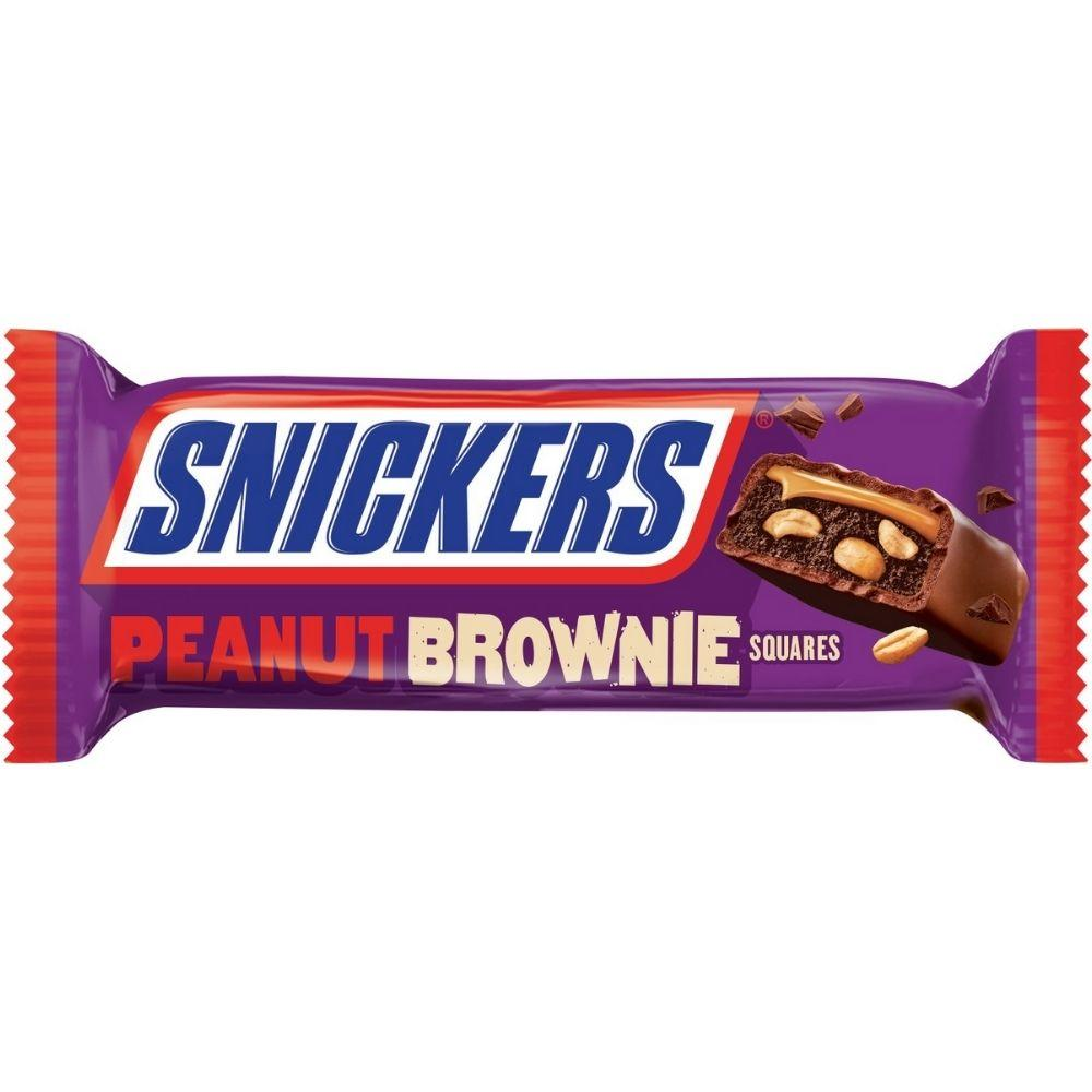 Snickers Peanut Brownie