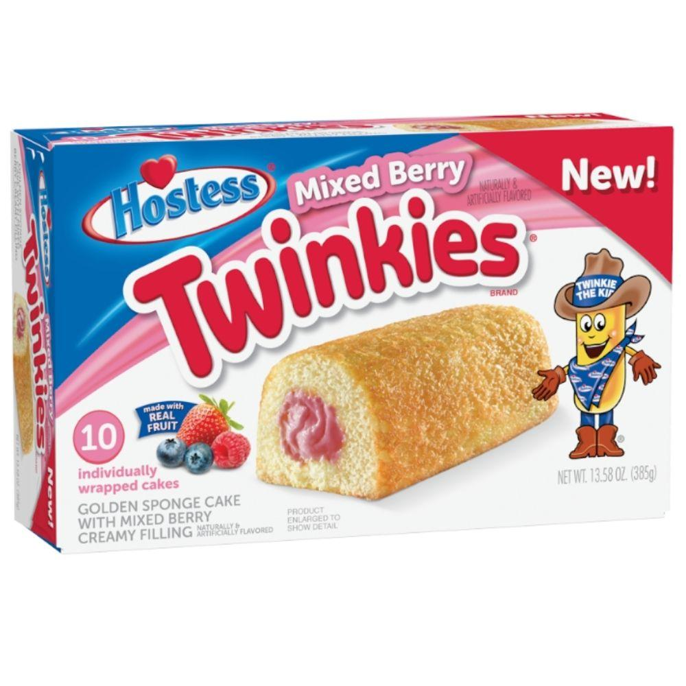 Twinkies Mixed Berry 385g