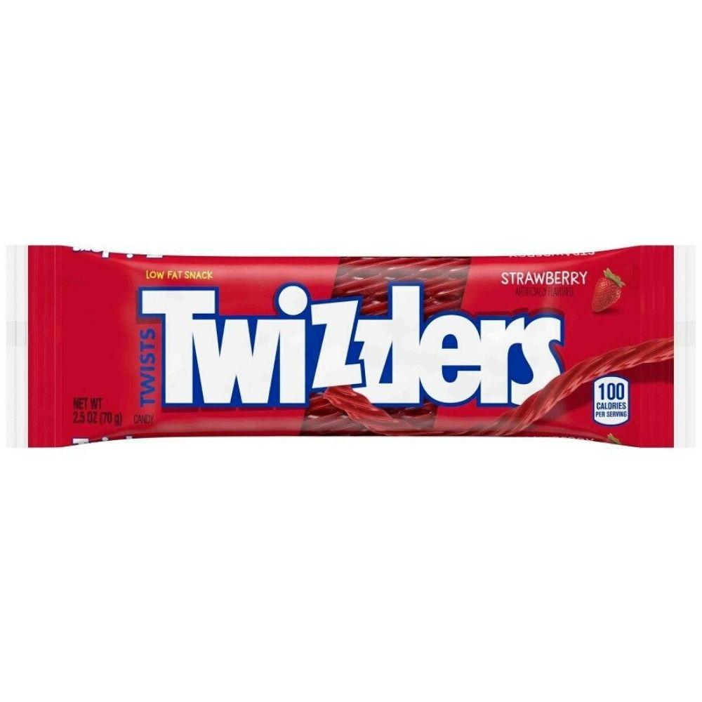 Twizzlers Strawberry 70g (4693662564449)