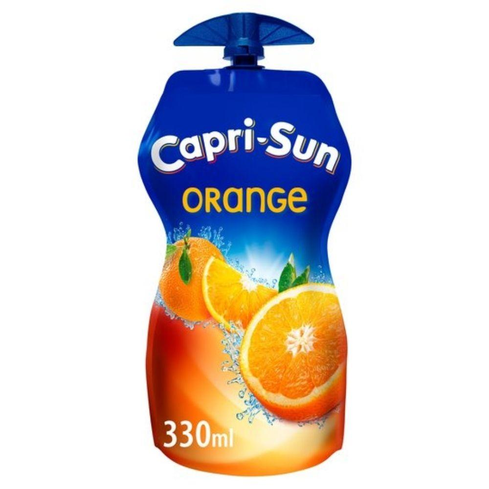 Capri Sun Orange, succo d'arancia 330ml (4784094281825)