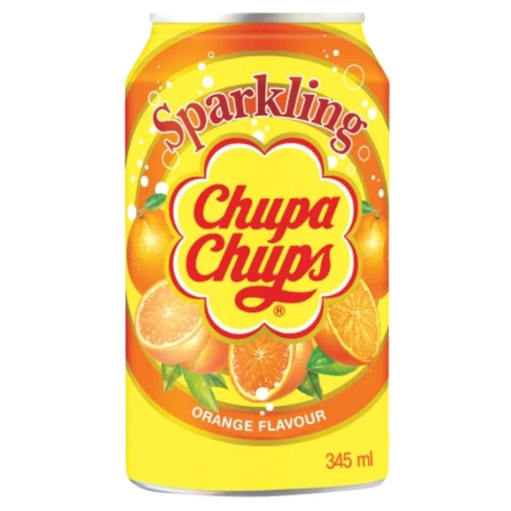 Chupa Chups Drink Arancia, bevanda all'arancia da 345ml (4638135418977)