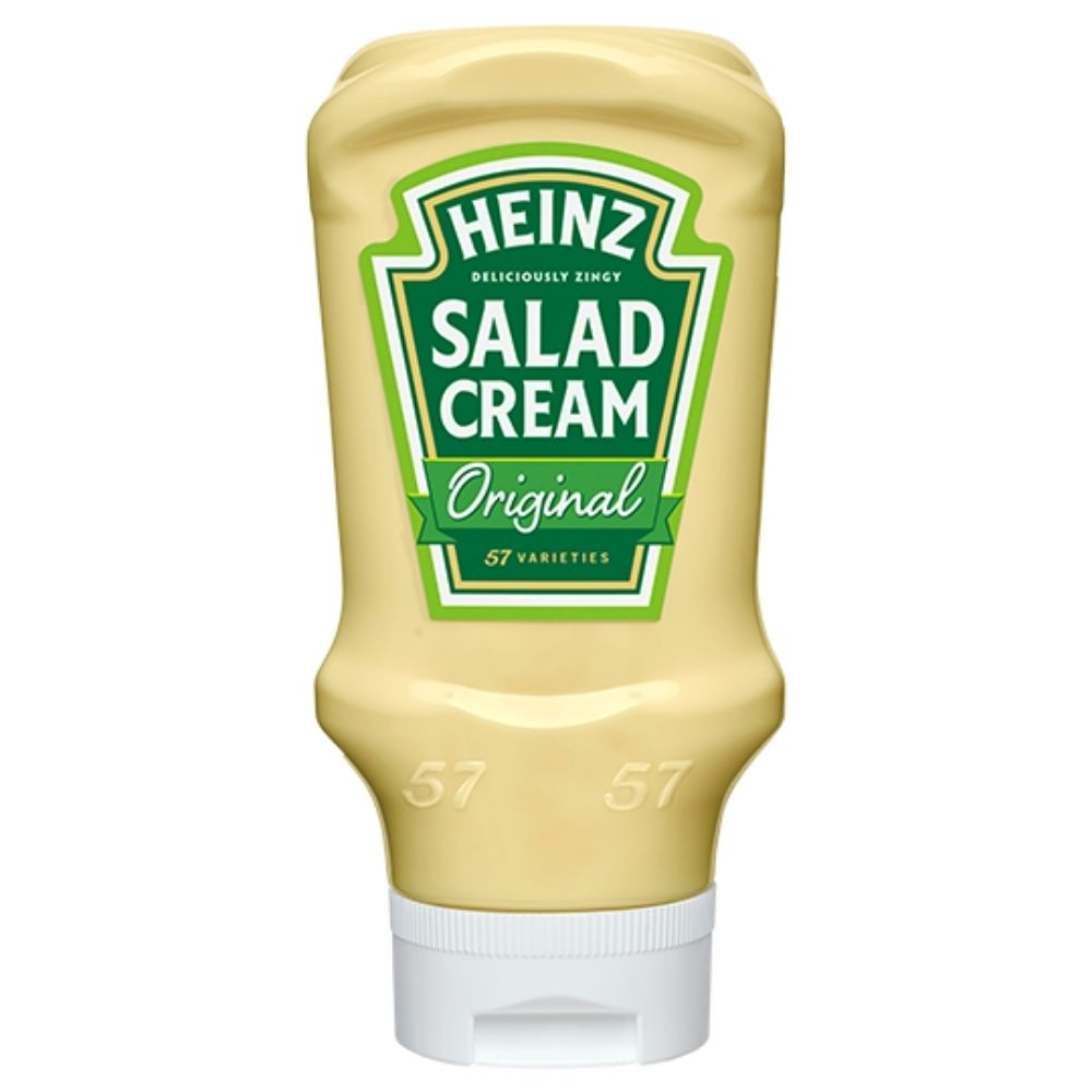 Heinz Salad Cream Original, salsa per insalate da 425g (4699596652641)