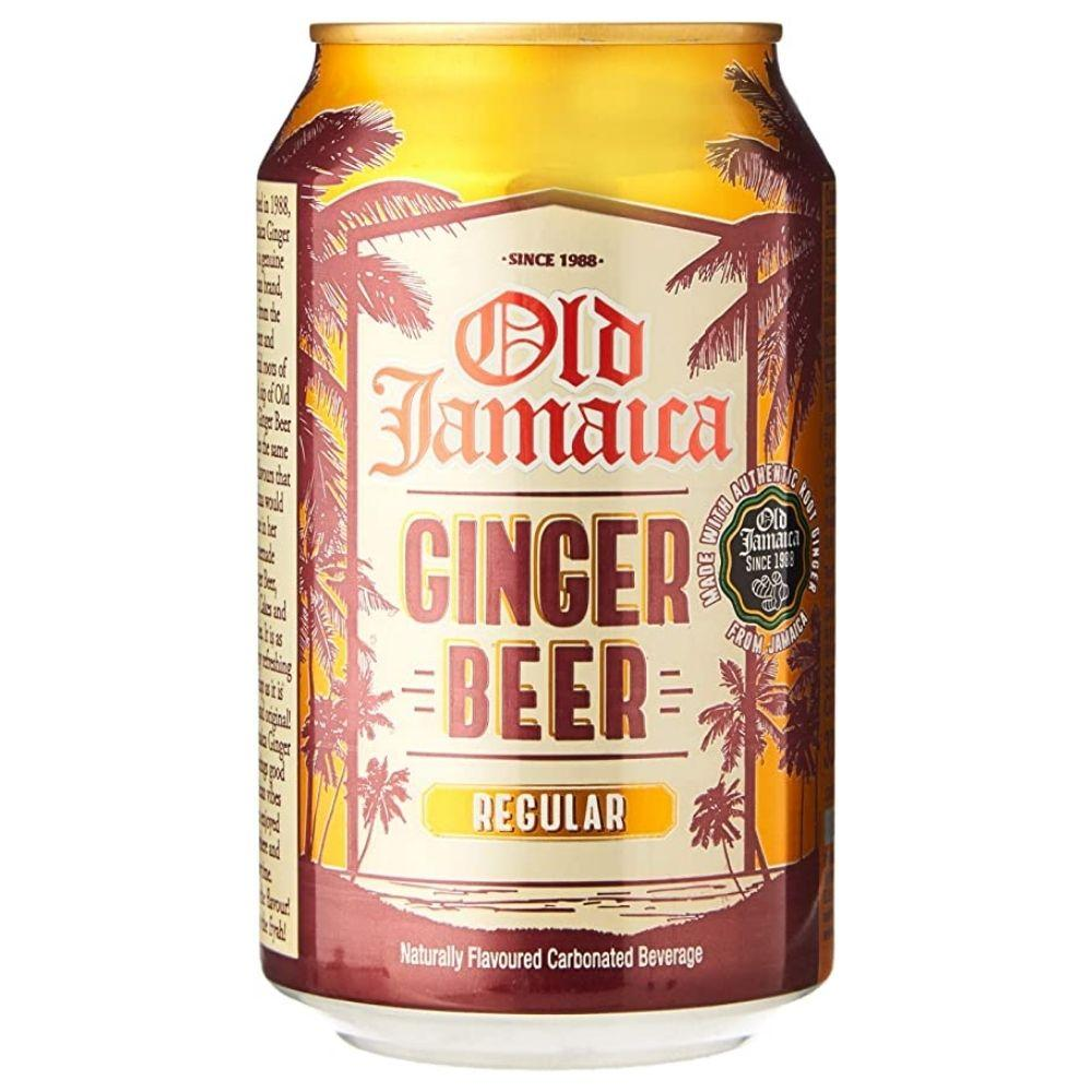 Old Jamaica Ginger Beer, bevanda allo zenzero da 330ml (4613814386785)
