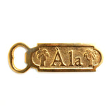 À la Logo Bottle opener