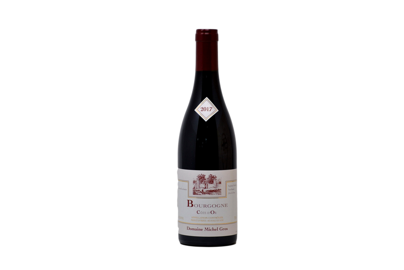 "BOURGOGNE ""COTE D'OR"" 2017 - DOMAINE MICHEL GROS"