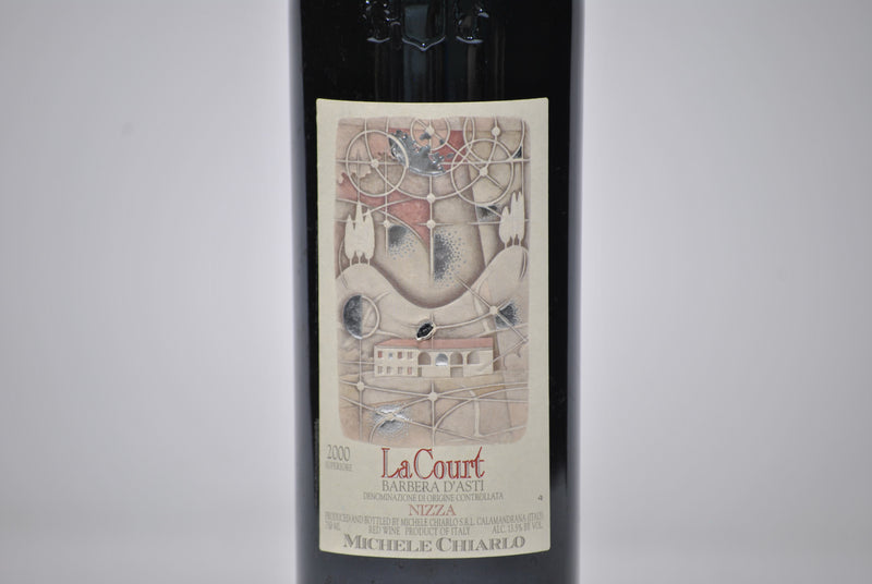 "Barbera d'Asti Superiore Nizza DOC ""La Court"" 2000 - Michele Chiarlo"