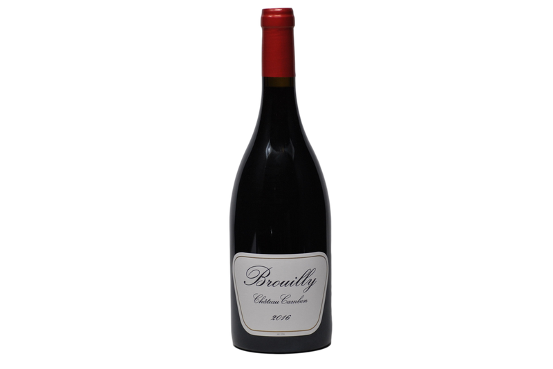 "BROUILLY ""CHATEAU CAMBON"" 2016 - MARCEL LAPIERRE"