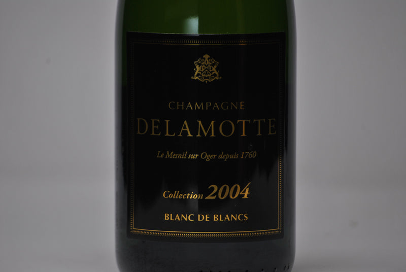 "Champagne Brut Blanc de Blancs ""Collection"" 2004 - Delamotte"
