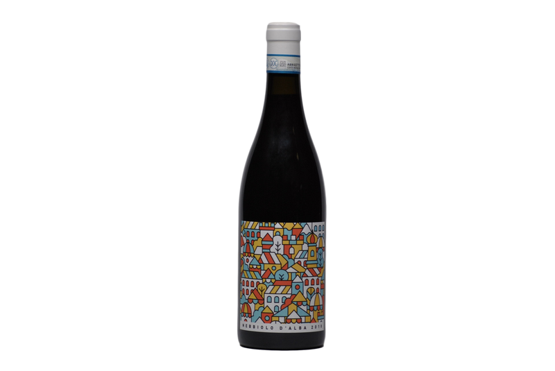 NEBBIOLO D'ALBA DOC 2018 - DAVID FLETCHER