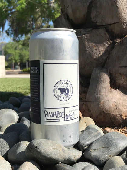Bear & Peacock 32oz Craft Brew Crowlers TO GO