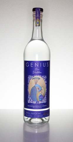 Genius Vodka (750mL) - Bottle Reservation