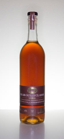 Bear Gully Classic Bonfire Bourbon (750mL) - Bottle Reservation