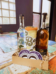 Dog Island Rum and Swag Basket