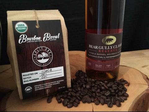 *Limited Edition* Split-Oak Bourbon Barrel Coffee