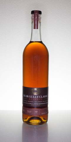 Bear Gully Classic Reserve Bourbon (750mL) - Bottle Reservation