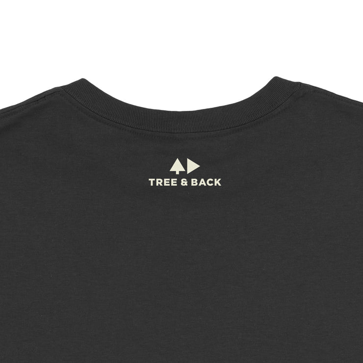 Lil' Hiker - Toddler - Youth Short Sleeve T-Shirt - Black