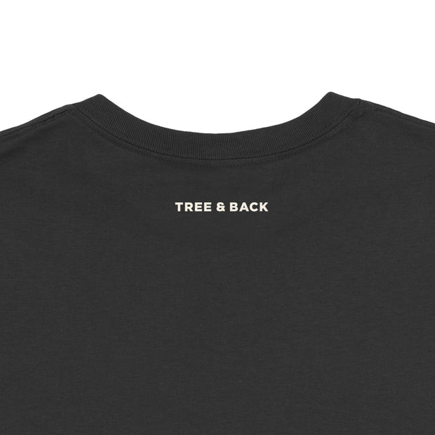 Tree and Back - Unisex - Adult Short Sleeve T-Shirt