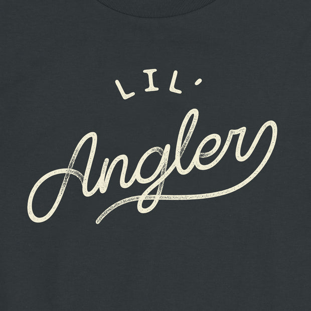 Lil' Angler - Boys - Youth Short Sleeve T-Shirt