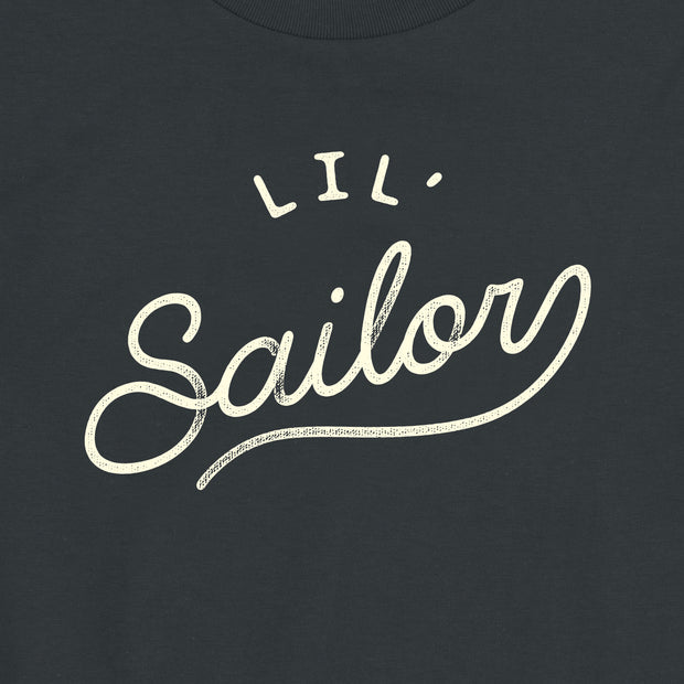Lil' Sailor - Boys - Youth Short Sleeve T-Shirt