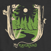 My Playground - Forest - Toddler - Youth Short Sleeve T-Shirt