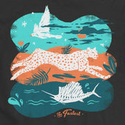 Coolest Animals - The Fastest - Girls - Youth Short Sleeve T-Shirt