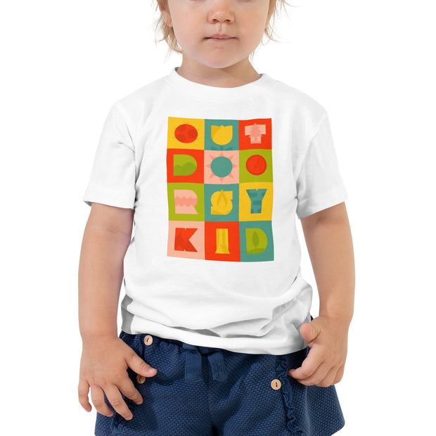 Outdoorsy Kid - Toddler - Youth Short Sleeve T-Shirt