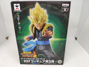 Gogeta Xeno Dragon Ball Heroes Banpresto Craneking
