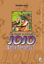 Le bizzarre avventure di JoJo Deluxe: Battle Tendency collezione completa 1-4 Star Comics