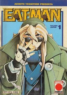 Eat-man 1-10 Panini Comics