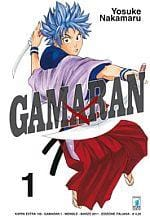 Gamaran sequenza 1-12 Star Comics