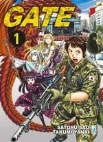 Gate Star Comics Volume 1