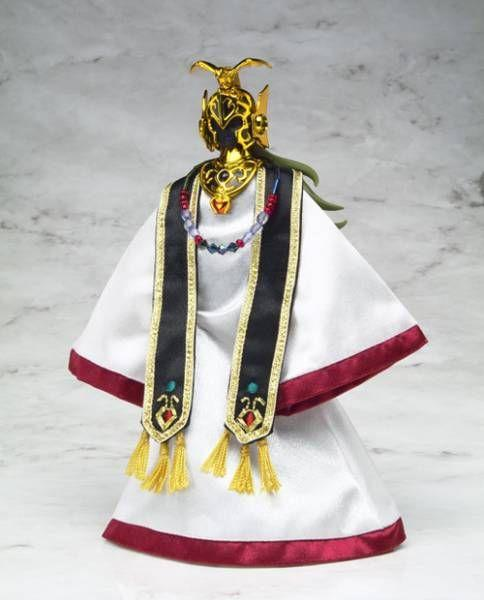 Grand Pope Myth Cloth Bandai + stand