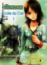 Gundam École du Ciel sequenza 1-12 Star Comics