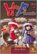 Holy Brownie sequenza 1-4 Flashbook Edizioni