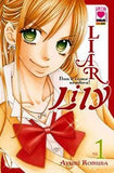 Liar Lily 1-6 Planet Shojo
