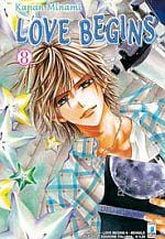 Love Begins Star Comics Volume 8