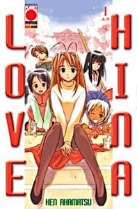Love Hina 1-14 Play Press Completo