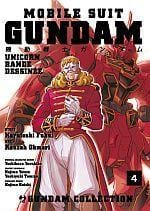 Mobile suit gundam - Bande Dessinee J-Pop Volume 4