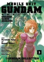Mobile suit gundam - Bande Dessinee  J-Pop Volume 3