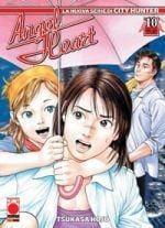 Angel Heart Planet Manga Volume 10