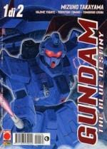 Gundam - The Blue Destiny collezione completa 1-2 Planet Manga