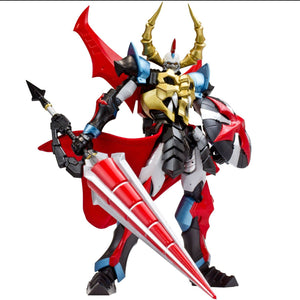Metamor-Force Gaiking The Knight Metamorforce Sentinel