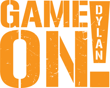 Game On Bar Mitzvah Logo